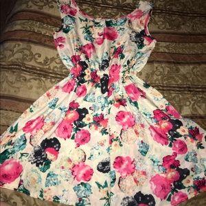 Liva girl silky dress